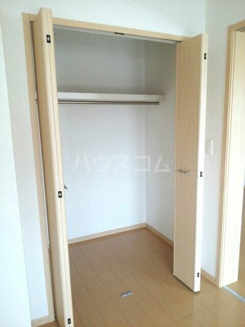 セレッソA 02020号室の収納