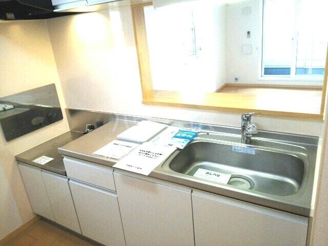 セレッソA 02020号室のキッチン