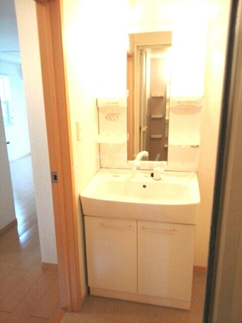 セレッソA 02020号室の洗面所