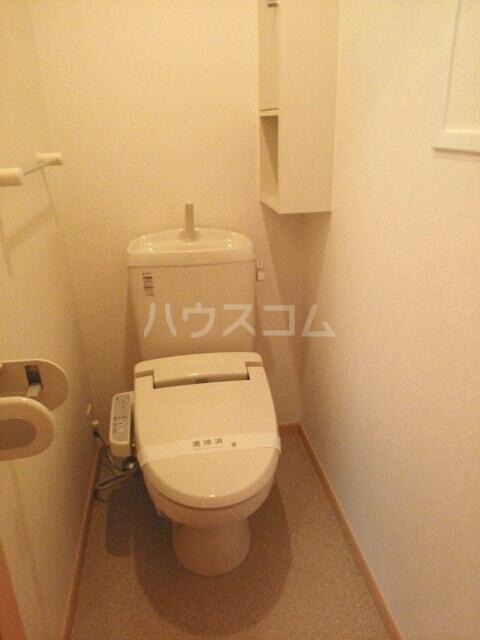 セレッソA 02020号室のトイレ