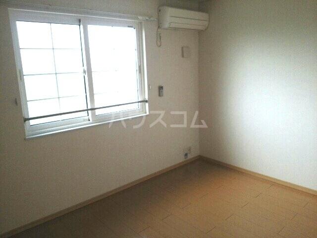 セレッソA 02020号室のベッドルーム