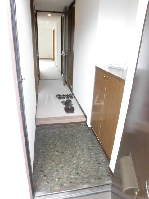 グリーンパーク船橋 910号室の玄関