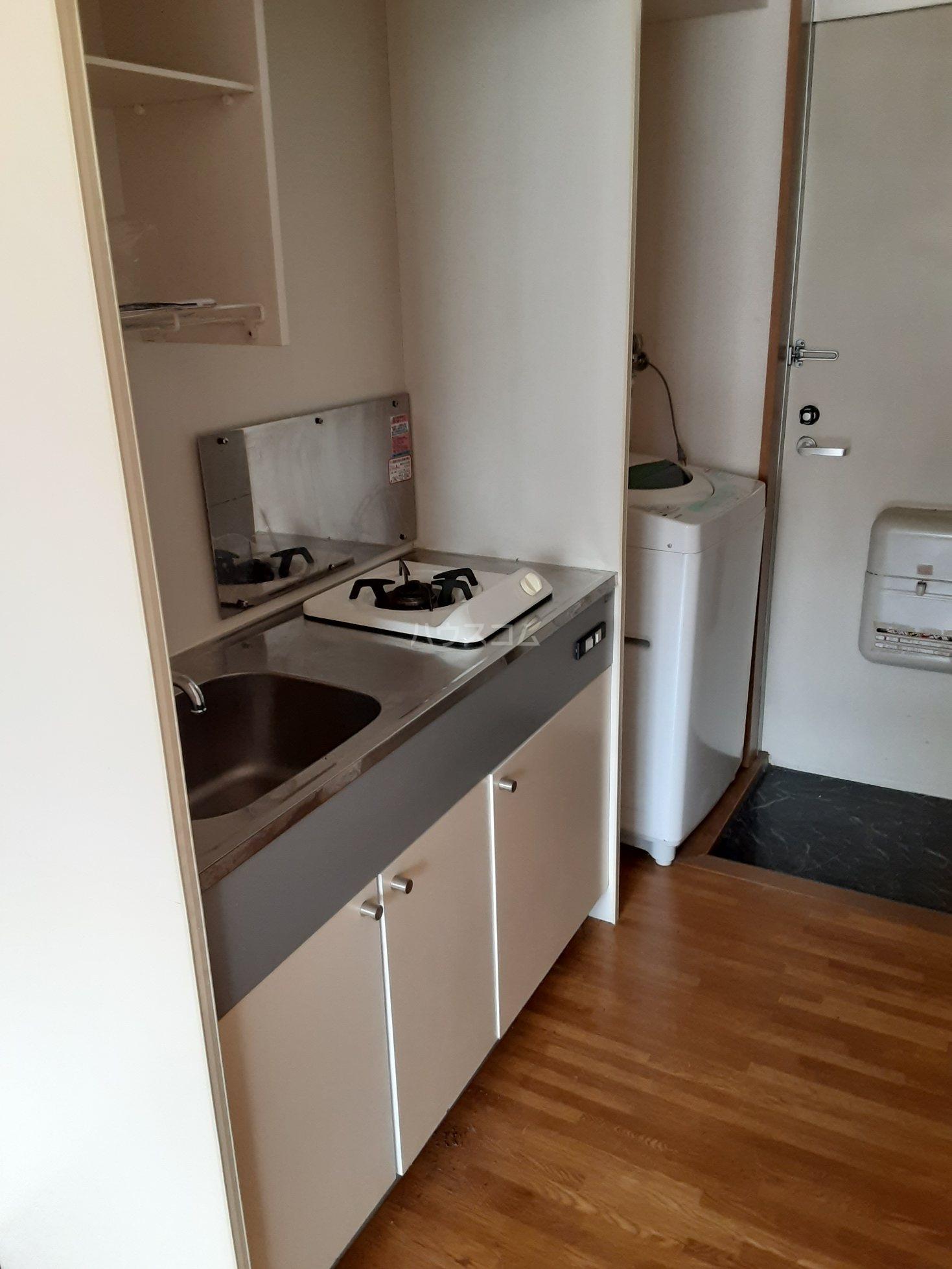 福山アパート 202号室の設備