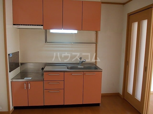 イーストコートⅠ 01020号室のキッチン