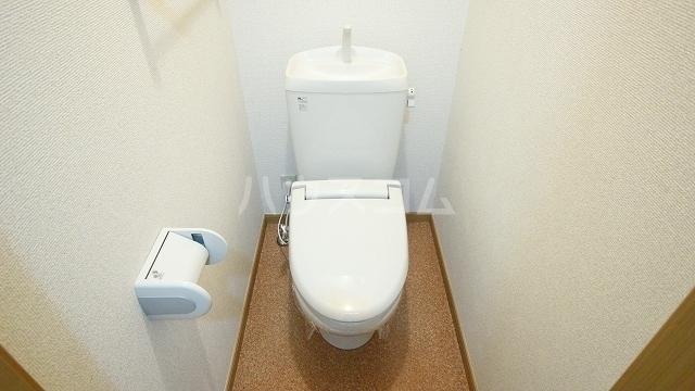 イーストコートⅠ 01020号室のトイレ