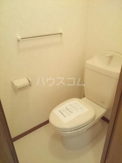 カリーノ・キティー 01010号室のトイレ