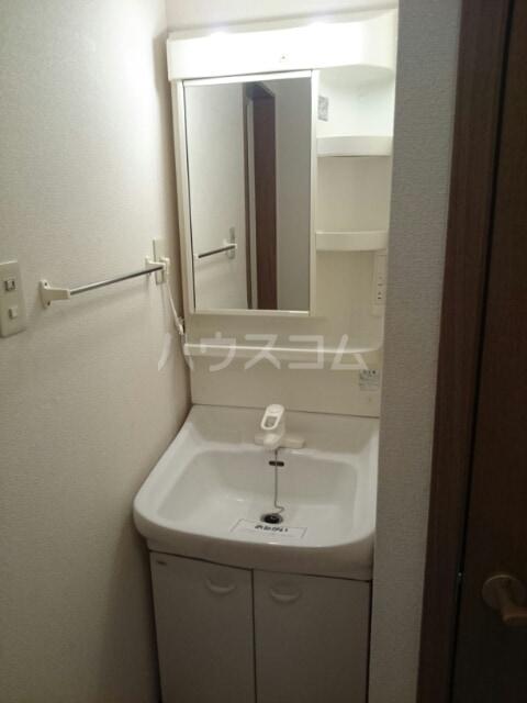 カリーノ・キティー 01010号室の洗面所
