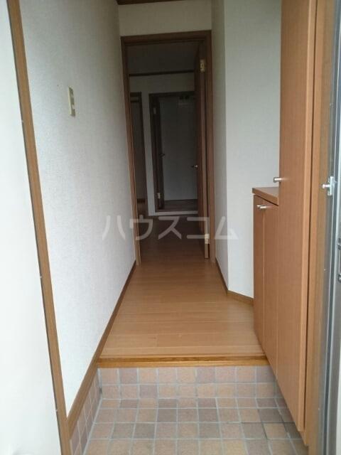 カリーノ・キティー 01010号室の玄関