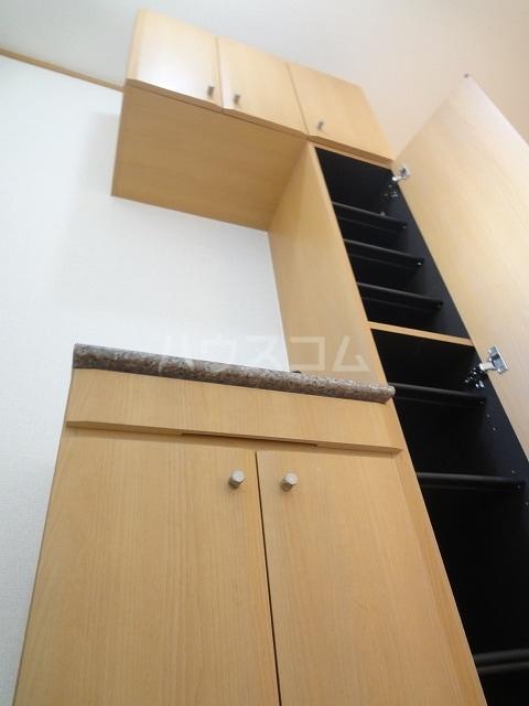 プラシ-ド・フィルⅡ 01030号室の設備