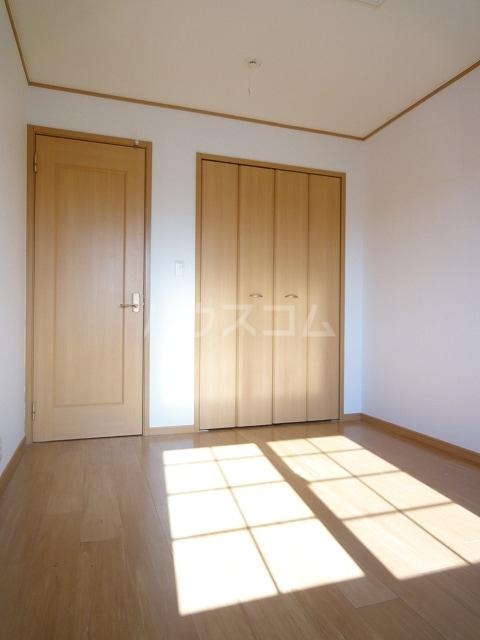 プラシ-ド・フィルⅡ 01030号室のベッドルーム
