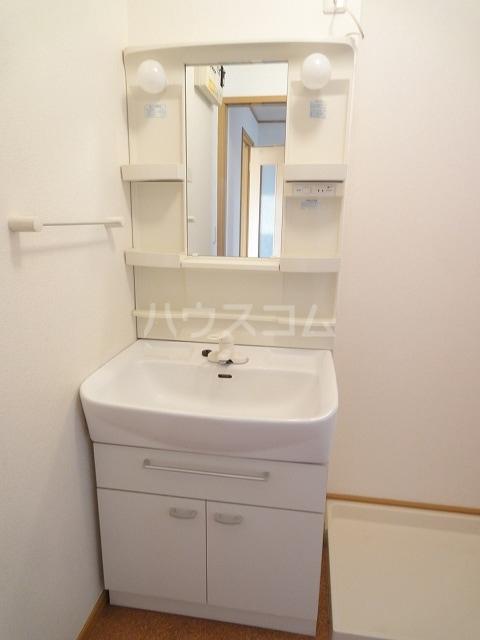 プラシ-ド・フィルⅡ 01030号室の洗面所