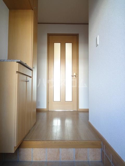 プラシ-ド・フィルⅡ 01030号室の玄関