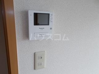 ソフィーシアA 01010号室のセキュリティ