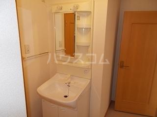 ソフィーシアA 01010号室の洗面所
