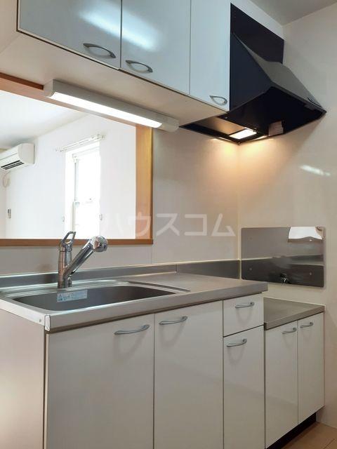 ル・フチュール湘南 01020号室のキッチン