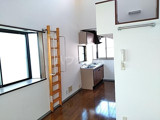 コーポ七沢 202号室のベッドルーム