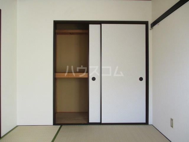 シャイニーハイツⅡ 203号室の居室