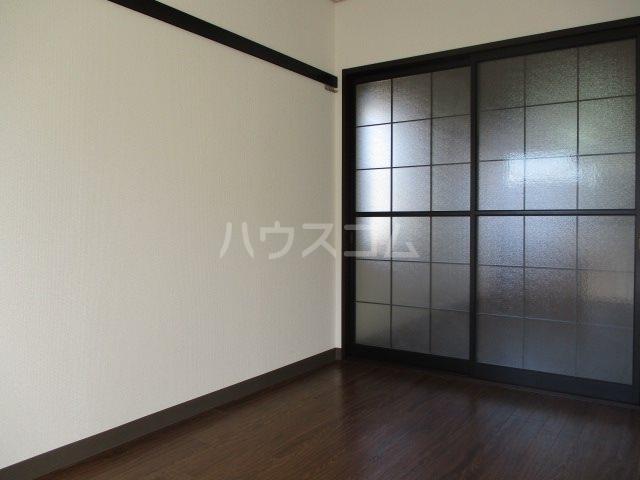 シャイニーハイツⅡ 203号室のキッチン