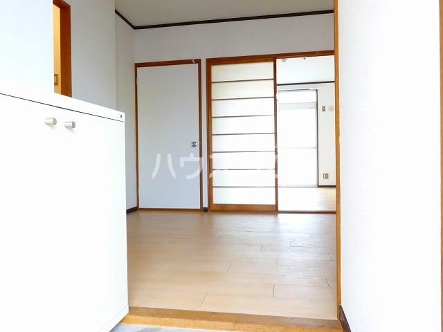 コーポはまなす 02020号室の玄関