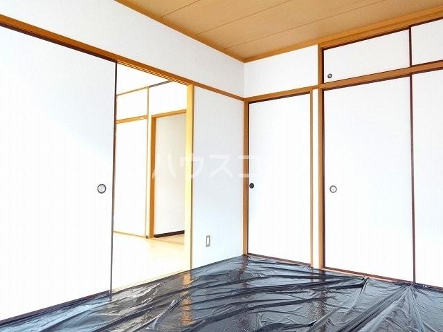 コーポはまなす 02020号室のベッドルーム