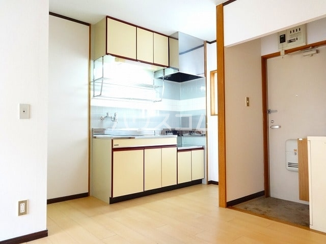 コーポはまなす 02020号室のキッチン