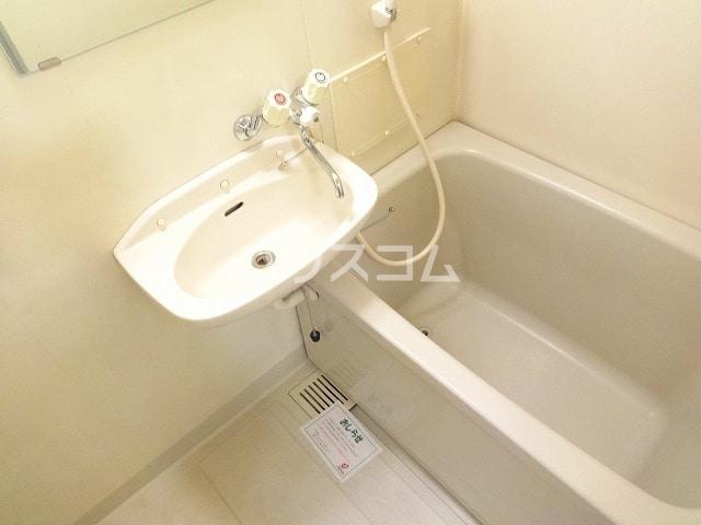 コーポはまなす 02020号室の風呂