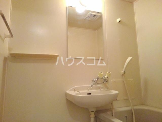 コーポはまなす 02020号室の洗面所