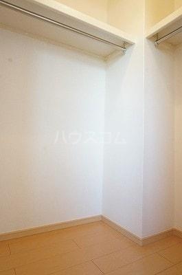 カーザ・フェリース Ⅰ 02020号室の収納