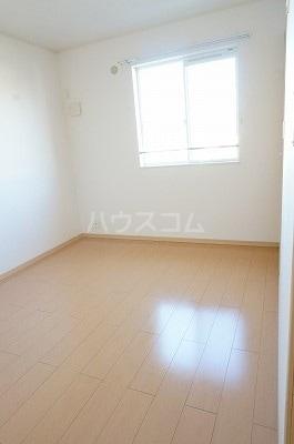 カーザ・フェリース Ⅰ 02020号室のベッドルーム