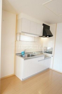 カーザ・フェリース Ⅰ 02020号室のキッチン
