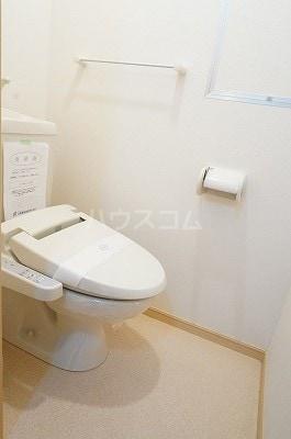 カーザ・フェリース Ⅰ 02020号室のトイレ