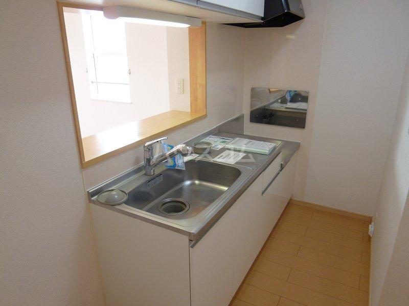 スペース ルーメンⅠ 02010号室のキッチン