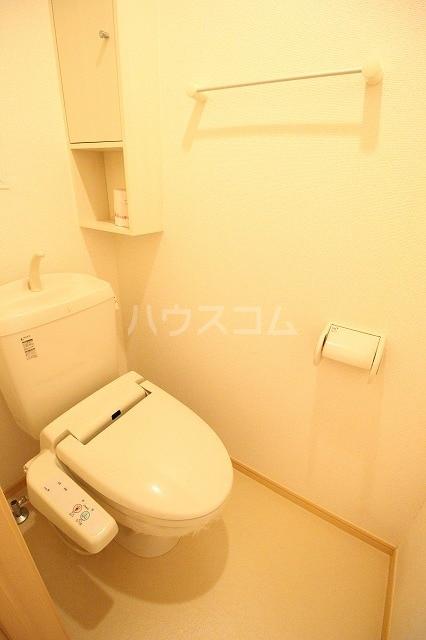 スペース ルーメンⅠ 02010号室のトイレ