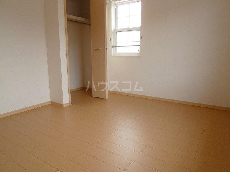 スペース ルーメンⅠ 02010号室のベッドルーム