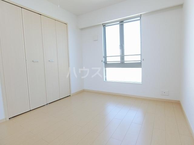 メゾングラシュⅠ 03010号室のベッドルーム