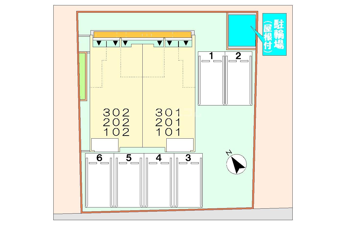 メゾングラシュⅠ 03010号室のその他