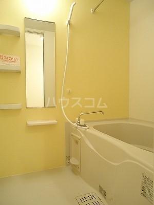 エレナメゾンB 02030号室の風呂