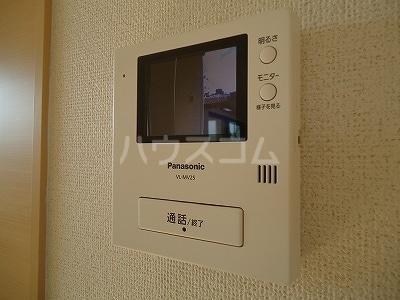 エレナメゾンB 02030号室のセキュリティ