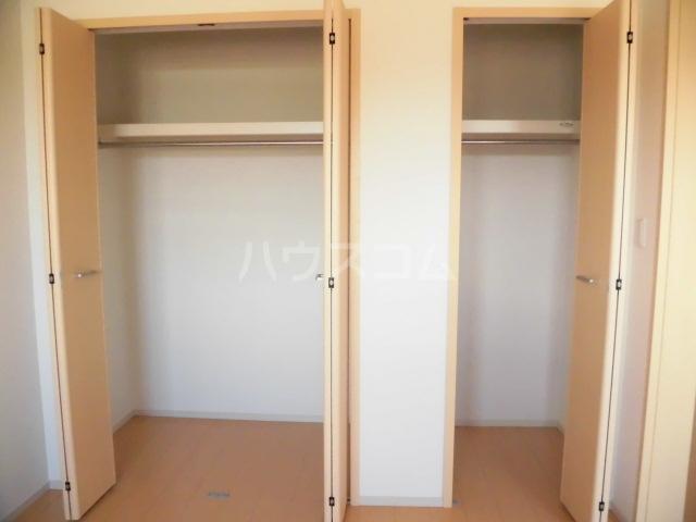 シャイニー 02020号室の収納