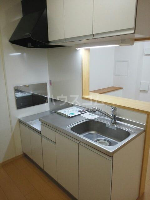 サンリットB 02030号室のキッチン