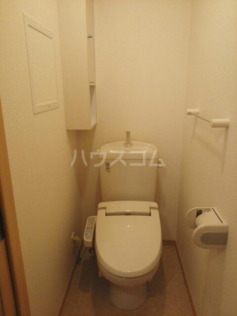 サンリットB 02030号室のトイレ