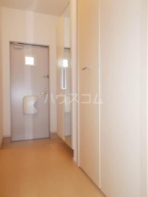 サン ブリッサ A 01040号室の玄関