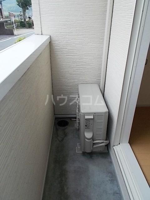 サン ブリッサ A 01040号室のバルコニー