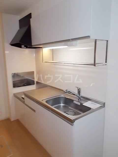 サン ブリッサ A 01040号室のキッチン