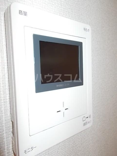 サン ブリッサ A 01040号室のセキュリティ