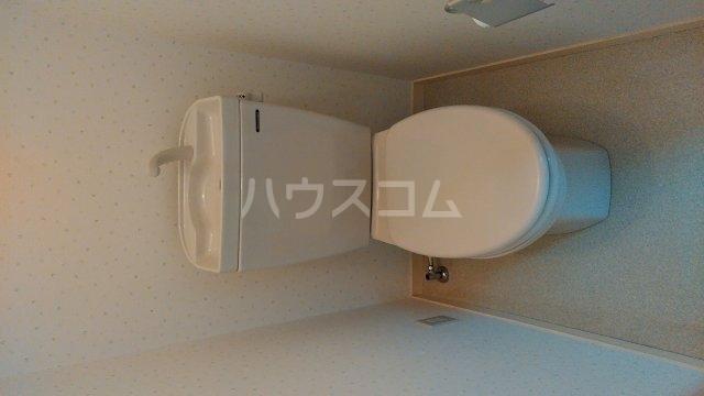 クリヤーハウス鵠沼 205号室のトイレ