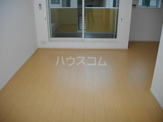 ボニート 02020号室のリビング