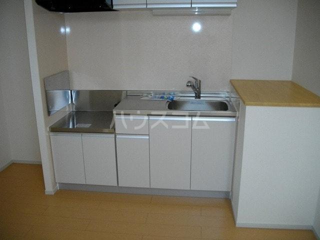 ボニート 02020号室のキッチン