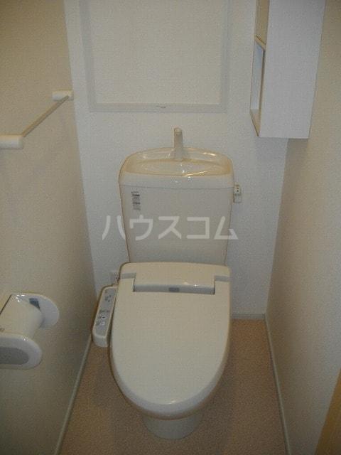 ボニート 02020号室のトイレ