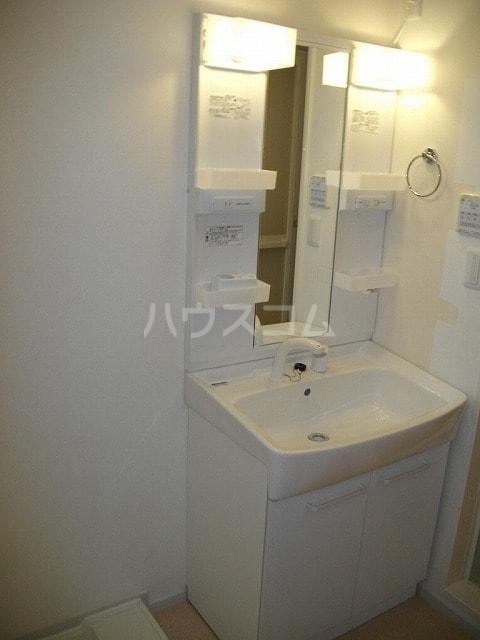 ボニート 02020号室の洗面所